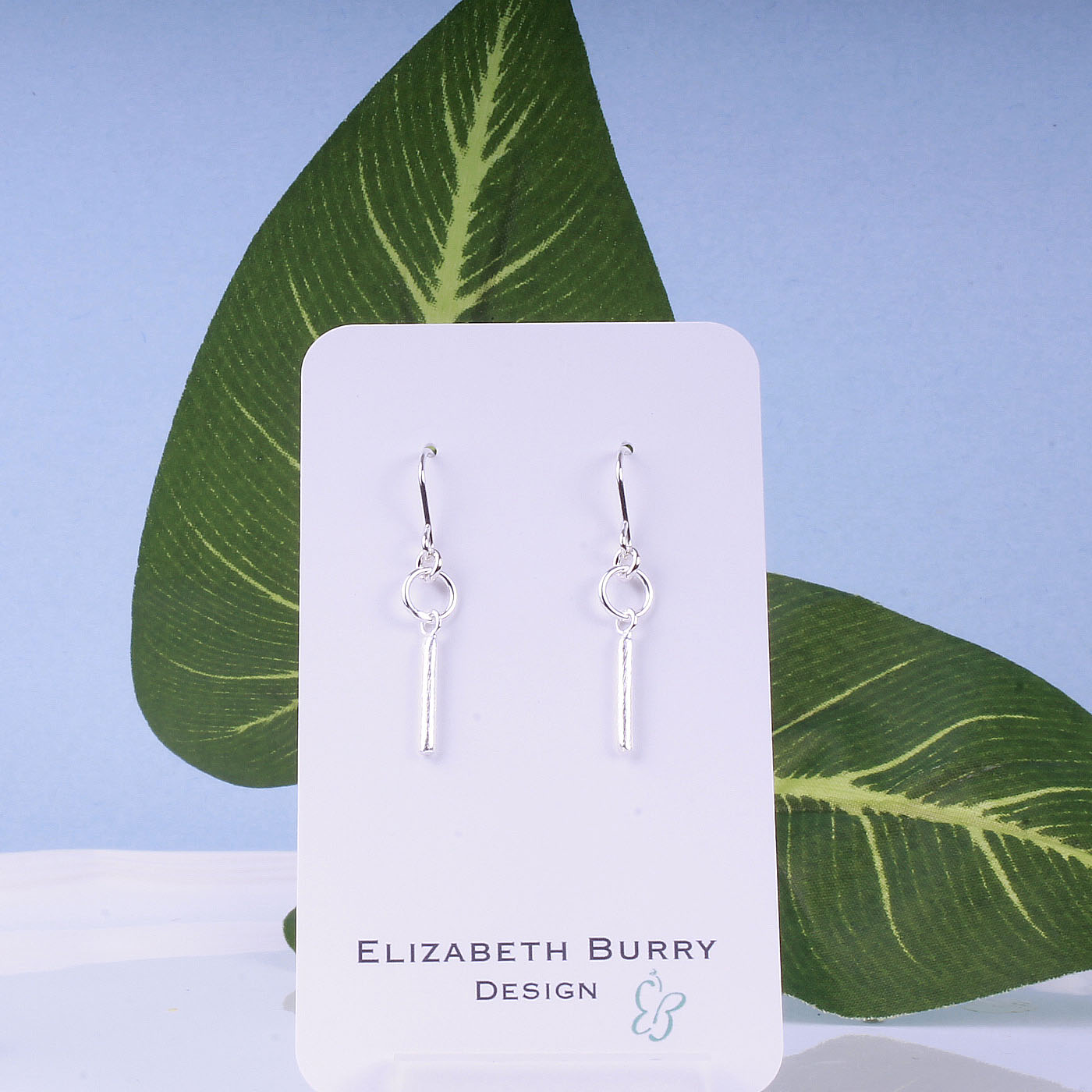 GEO EARRINGS - Elizabeth Burry Design