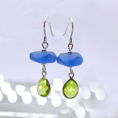 LONG'S HILL EARRINGS - Elizabeth Burry Design
