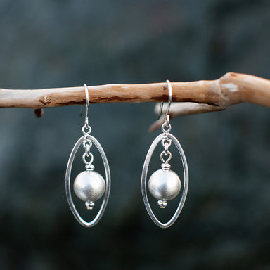 JUPITER EARRINGS - Elizabeth Burry Design