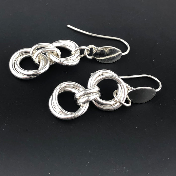 HALO EARRINGS - Elizabeth Burry Design