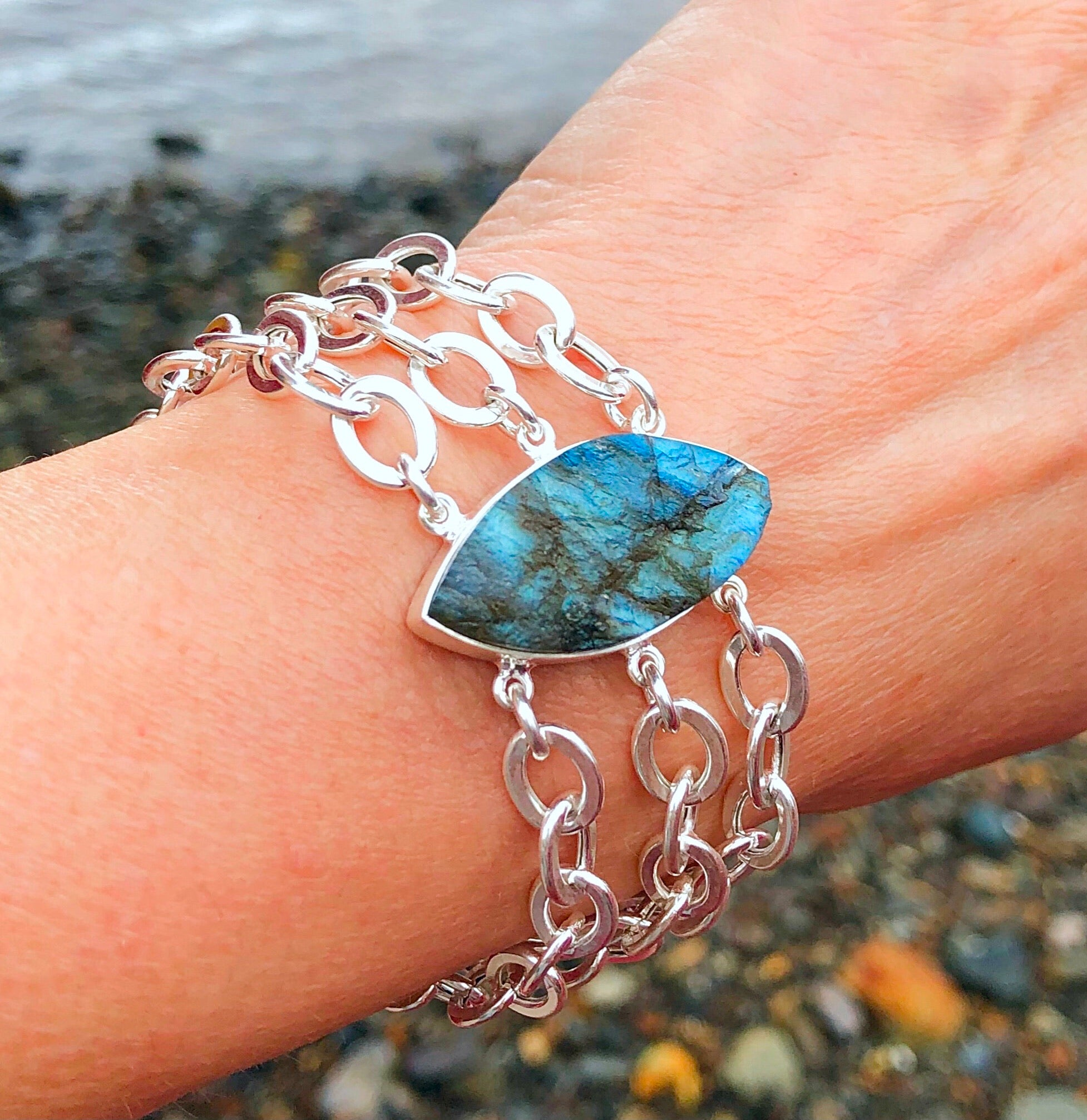 DAWN BRACELET - Elizabeth Burry Design
