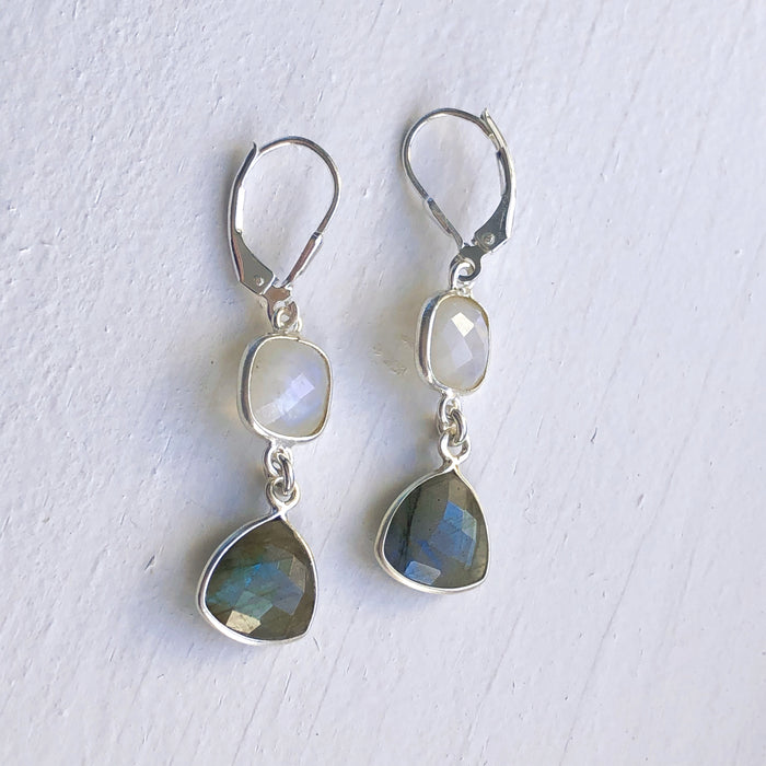 FARLEY EARRINGS - Elizabeth Burry Design