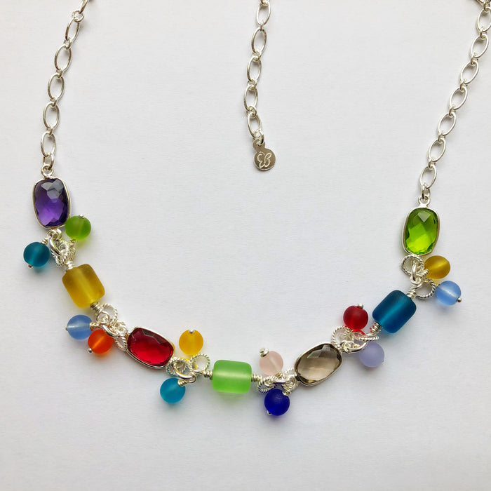 GOWER NECKLACE - Elizabeth Burry Design