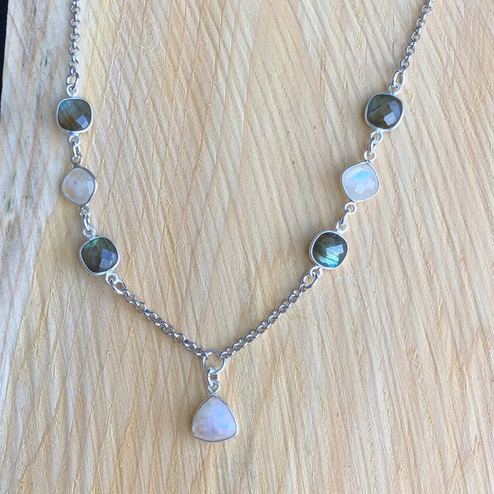 FARLEY NECKLACE - Elizabeth Burry Design