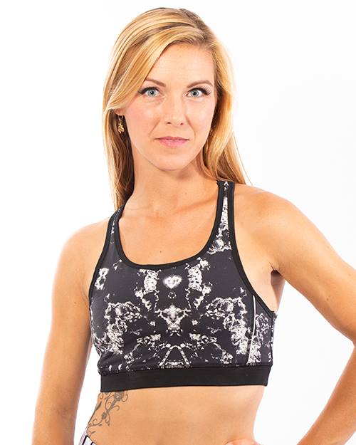 JP Activewear Tribal Zen Sports Bra