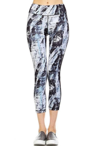 JP Activewear Luminous Capri Leggings