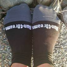Official Run4Dreams Endur Athletic Socks