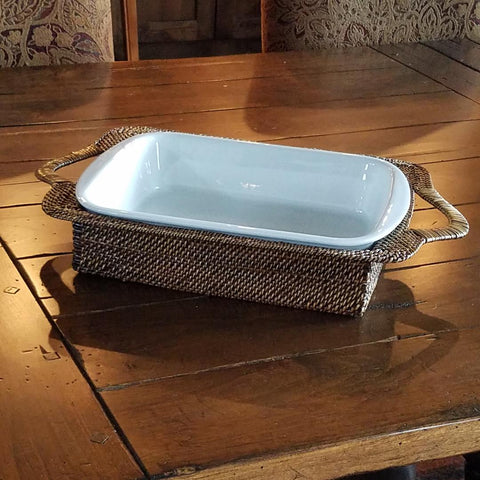 E1023 Calaisio Rectangular Serving Dish PRO16M