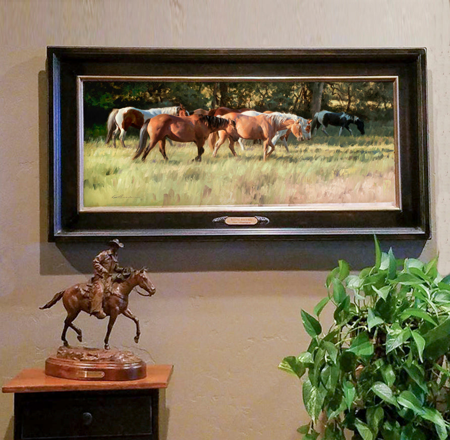 A1003 Moving Pastures Giclee
