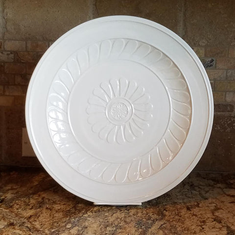 E1002 Levingston Serving Platter 14""