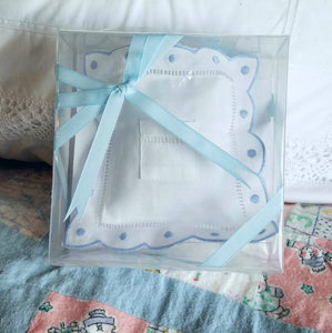 B1009 Tooth Fairy Pillow Blue