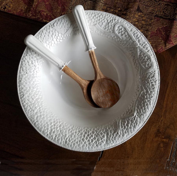 K1039 Salad Serving Bowl