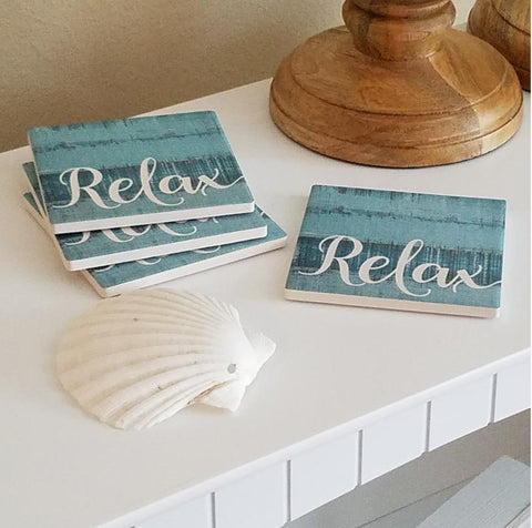 COS1030 Relax Coasters (Set of 4)