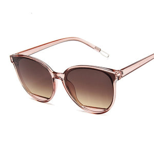 Classic Oval Women Sunglasses - Multiple Colors