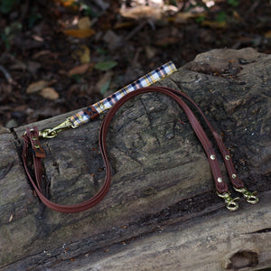 DUO Leash for handle - Custom stitches