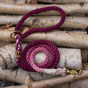 Rosewood pink - Leash
