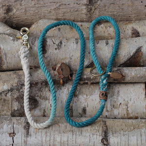 Emerald green - Leash