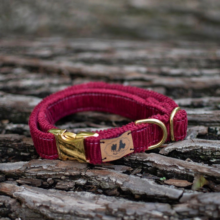 Ruby - Fabric collar