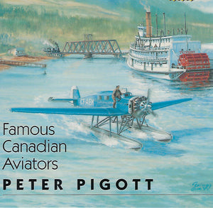 Flying Canucks III (by Peter Pigott)