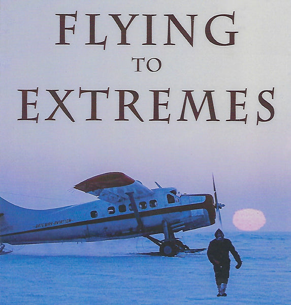 Flying to Extremes (by Dominique Prinet)