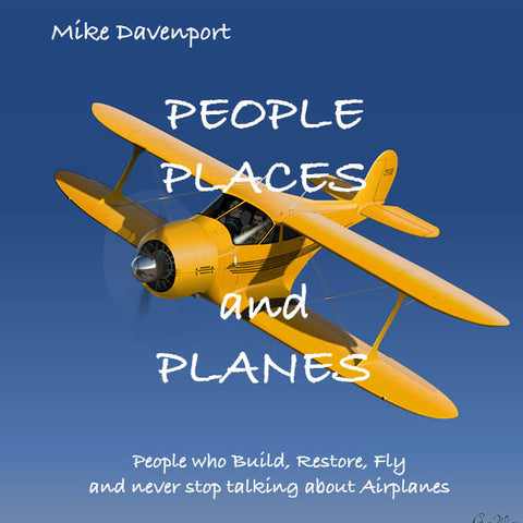 People, Places and Planes (by Mike Davenport)