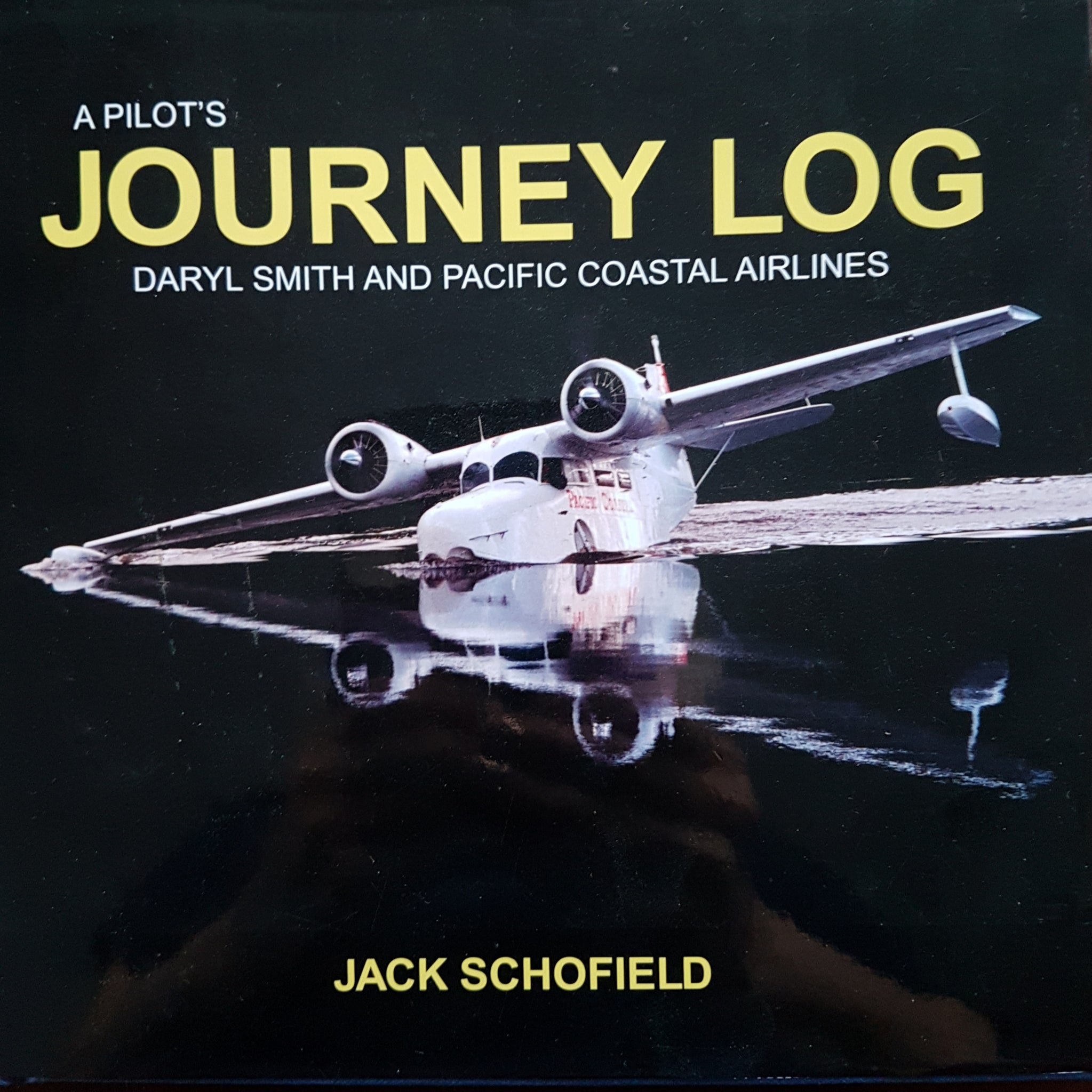 A Pilot's Journey Log (by Jack Schofield)