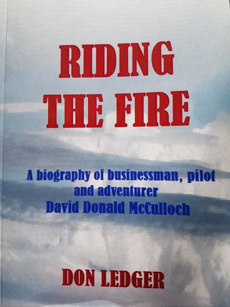 Riding The Fire (by Don Ledger)