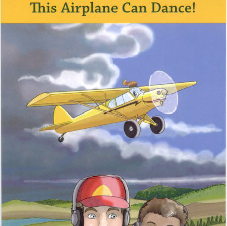 This Airplane Can Dance (by Danielle S Marcotte)