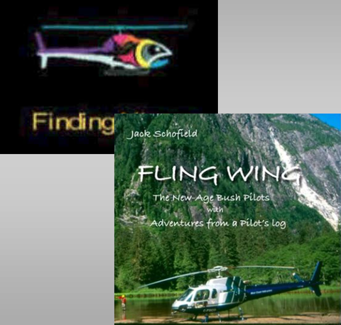 Fling Wing & Finding Nimmo (by Jack Schofield)