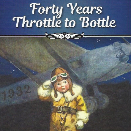 Forty Years Throttle to Bottle (by Eleanor Eastick)