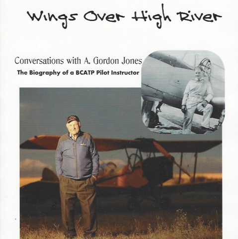 Wings Over High River (by Anne Gafiuk)