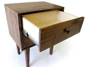 Prime Jerome 2 Drawer Nightstand Timeless Wood Furniture Pabps2019 Chair Design Images Pabps2019Com