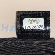 Chanel- Caviar Half Moon Wallet On Chain