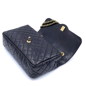 Chanel- Two Toned Jumbo Flap