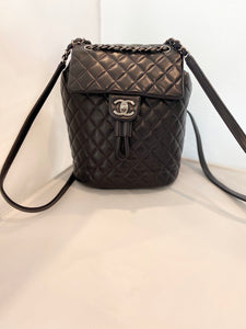 Chanel- Small, Urban Spirit Backpack