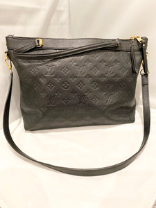 Louis Vuitton- Black Bastille MM