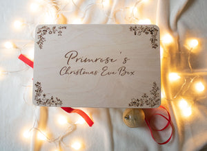 Christmas Eve Box - Decorative Corners Design