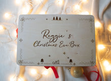 Christmas Eve Box - Sleigh Design