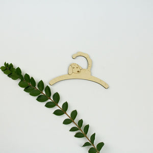 Dog Dolls Coat Hanger