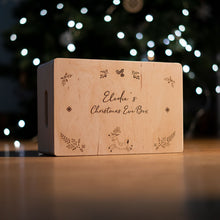 Personalised Christmas Eve Box - Reindeer Design