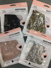 Fashion Sequin Masks