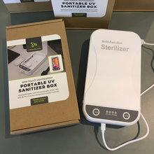 Portable UV Sanitizer Box
