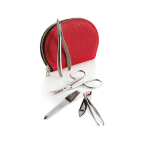 Leather Manicure Set