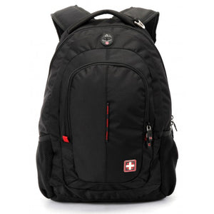 "Swiss Bags B2S 17"" Laptop Backpack"