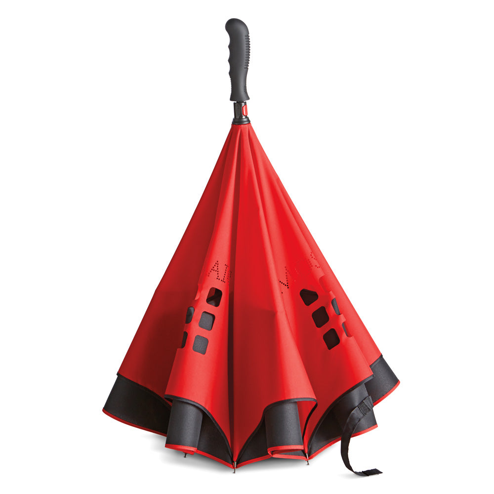 Reverse Windproof Umbrella