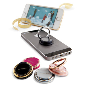 Smart Phone Ring Stand