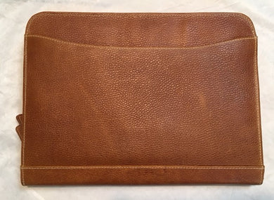 Leather Writing Padfolio / Portfolio