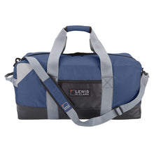 Heavy-Duty Duffel with Neoprene Gear Bag, 24in
