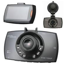 "Dash Cam 2.4"" LCD Video Screen"