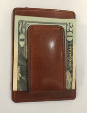 Bosca Front Pocket Wallet/ Magnetic Money Clip